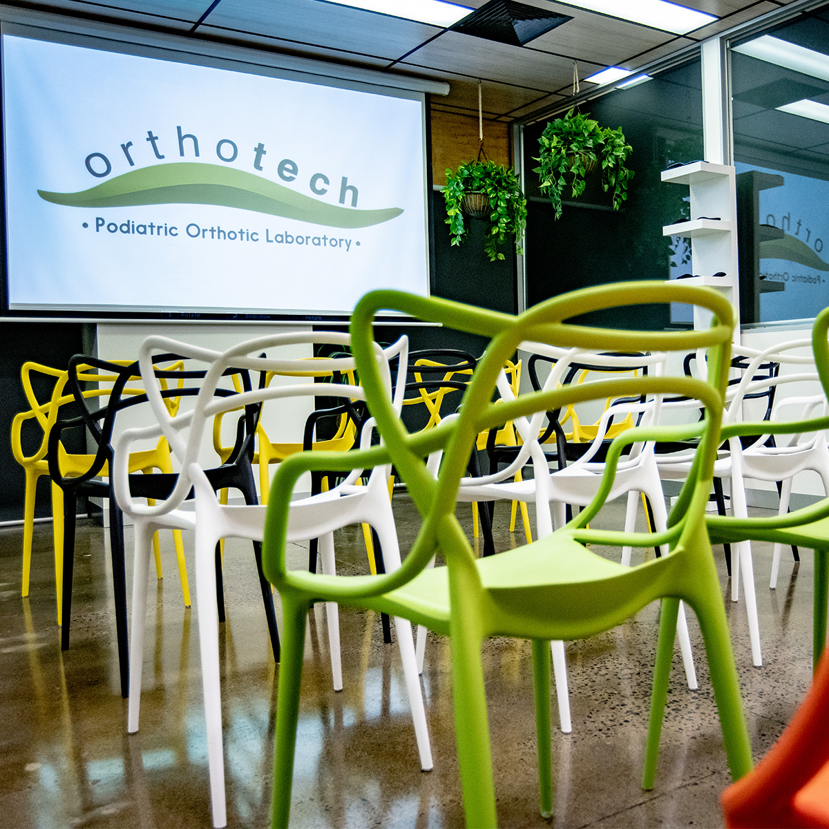 Workshops at Orthotech